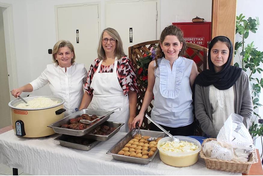Volunteer Friends & Refugee Update