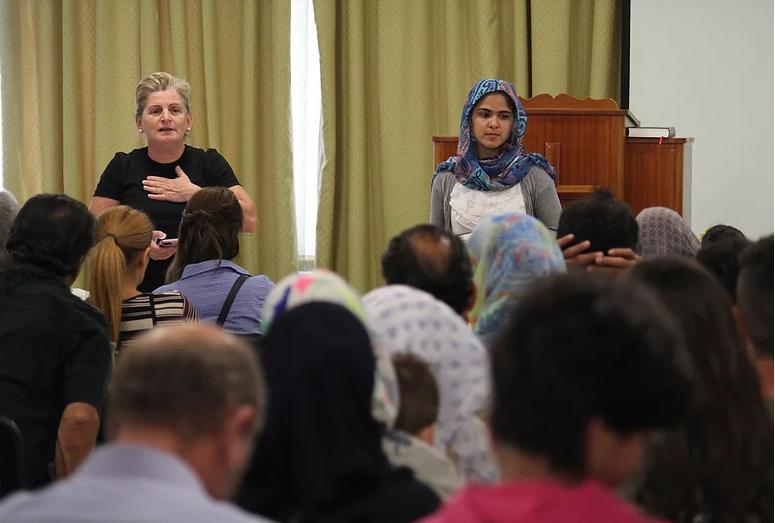 Omonia Refugee Ministry Q&A